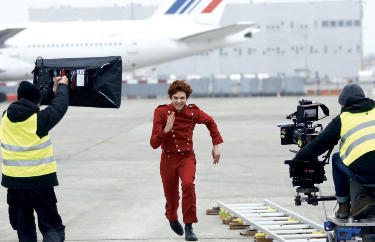 Air France, ce décor de cinéma