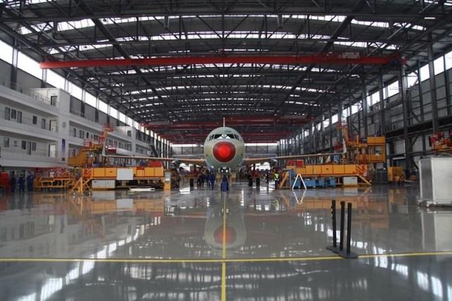 Airbus-Tianjin-FAL