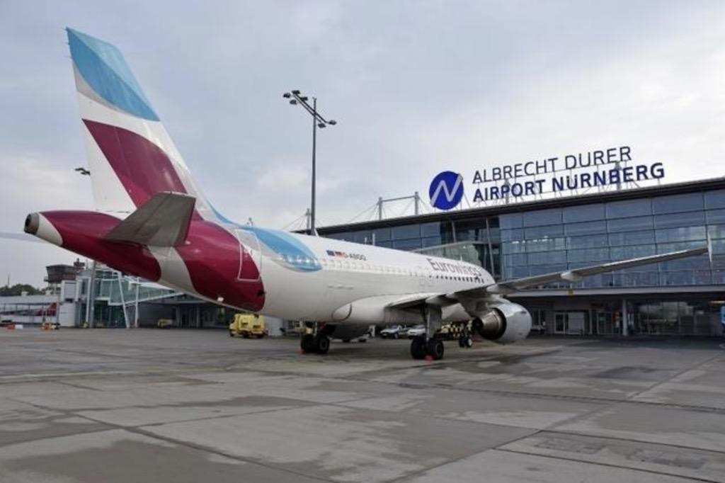 Eurowings ouvre une base à Nuremberg