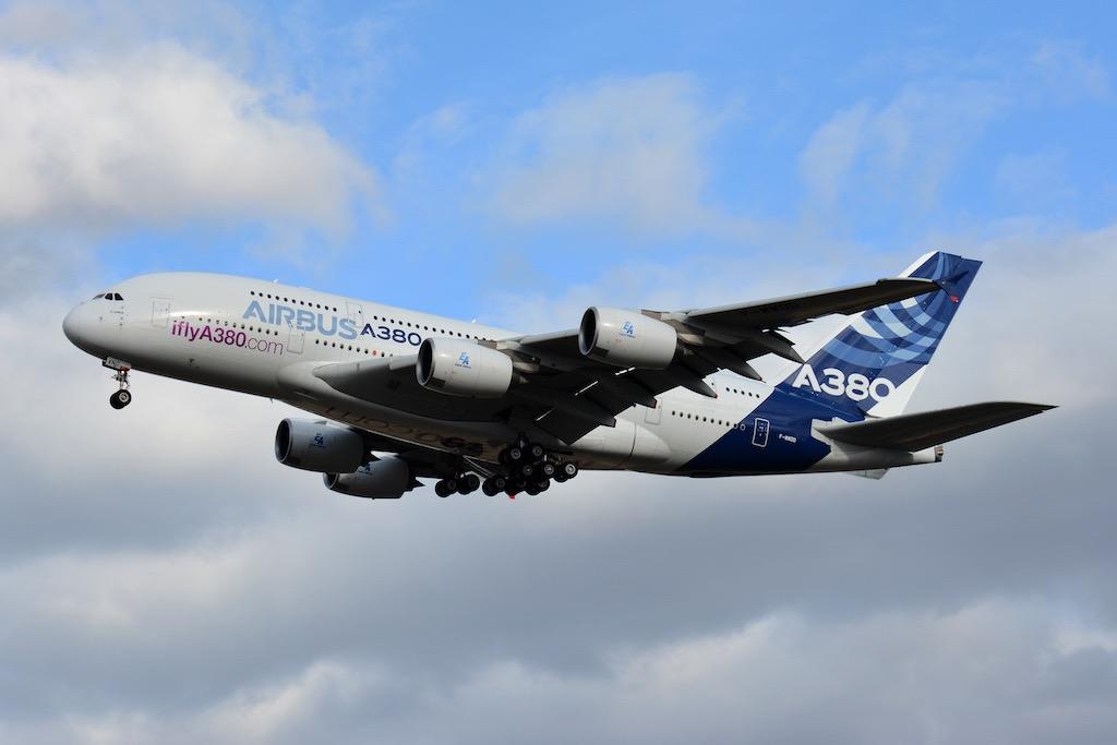 Airbus : l'avenir de l'A380 dépend d'une commande d'Emirates