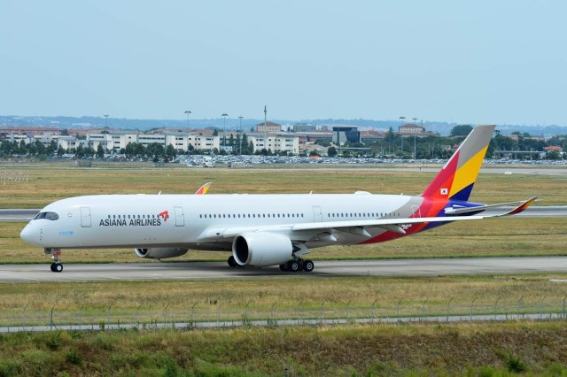 Airbus_A350-900_Asiana_Airlines