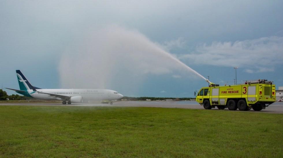 Premier_Boeing_737_MAX_Australie_Silk_Air