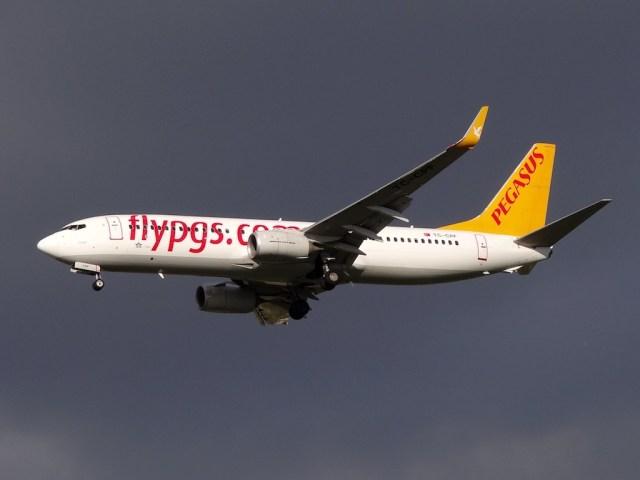 TC-CPF B.737-800 Pegasus