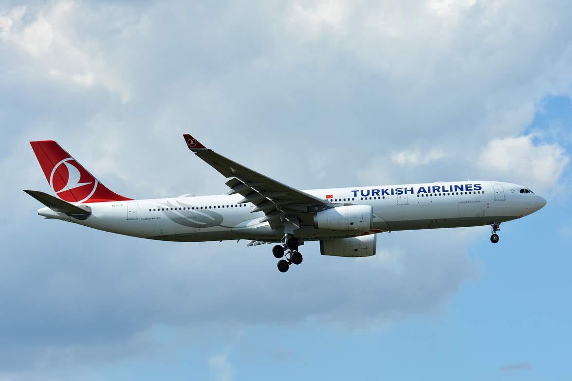 Turkish Airlines a dépassé ses objectifs de trafic en 2017