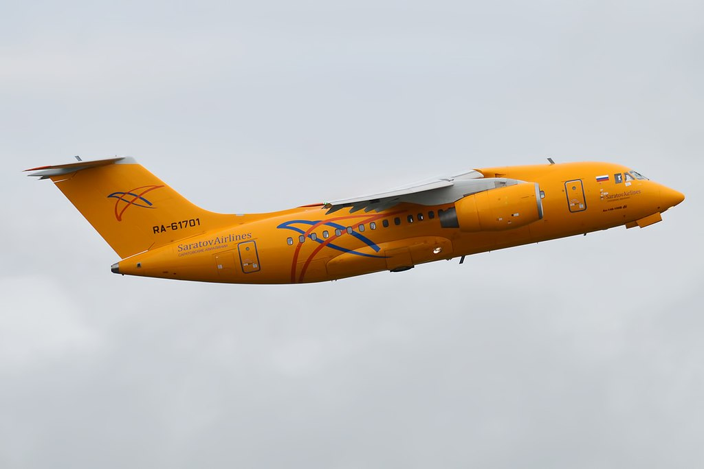 Saratov Airlines reprend l'exploitation de l'An-148
