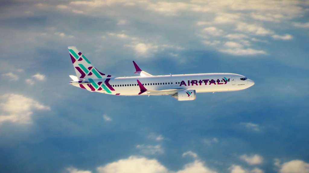 Sous la houlette de Qatar Airways, Meridiana devient Air Italy