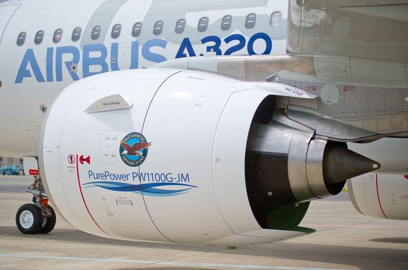 A320neo : Pratt & Whitney trouve une solution au nouveau problème de moteur