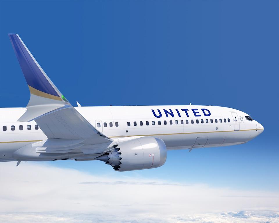 United introduira le 737 MAX 9 en juin
