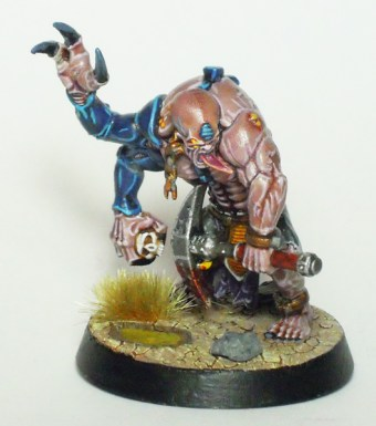 Genestealer Cults Aberrant