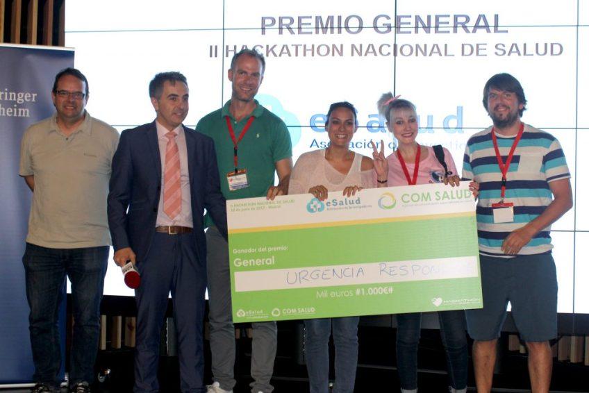 Premio General (COM SALUD - AIES eSalud)