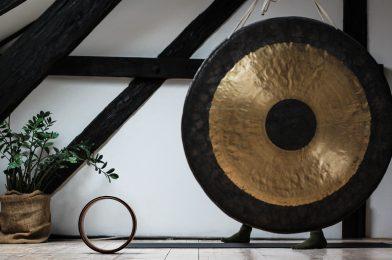 El gong del año