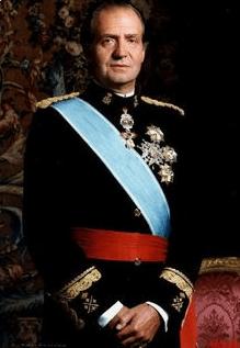 Juan Carlos Rey de España