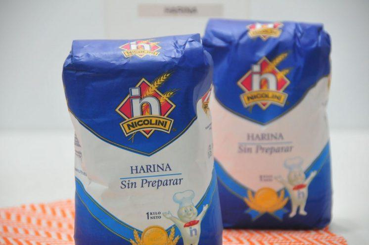 Harina de trigo sin preparar Nicolini
