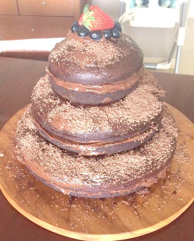 Las tortas de Mayo para las misses de sus hijos por el día del maestro (tienen pura A asegurada para todo el año!!!)
