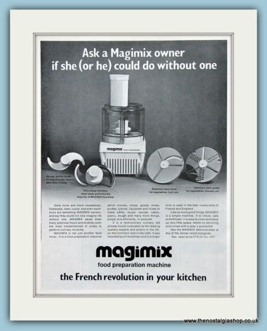 Procesador Megamix