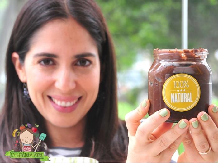 Mantequilla de Avellanas, chocolate y maca
