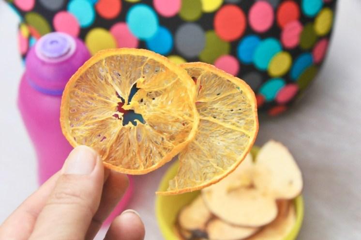 Naranja Crujiente, el favorito de mi hijo!
