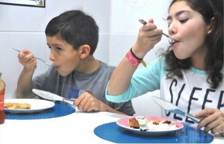 Niños difíciles para comer