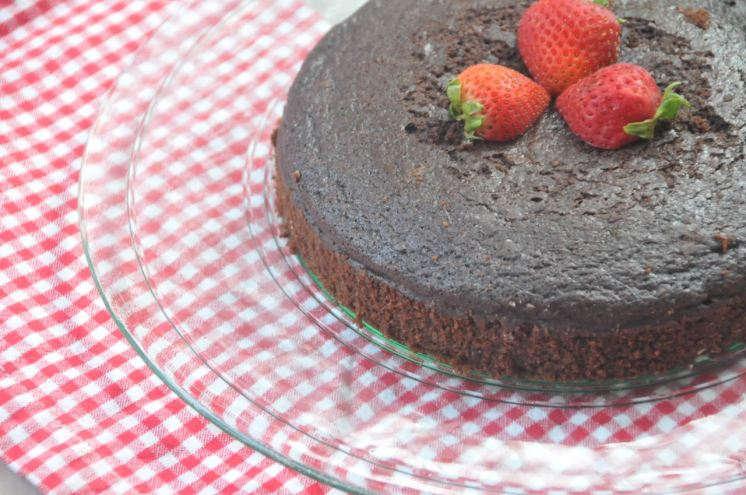 prepara tu pre mezcla de torta de chocolate