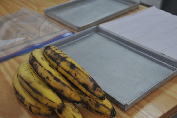 Cómo congelar el plátano y formas de usarlo