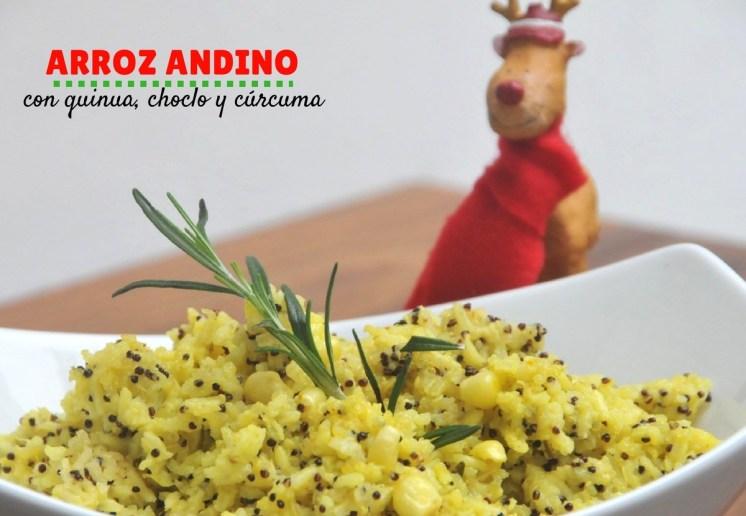 arroz-navidad-andino-curcuma-paso-a-paso