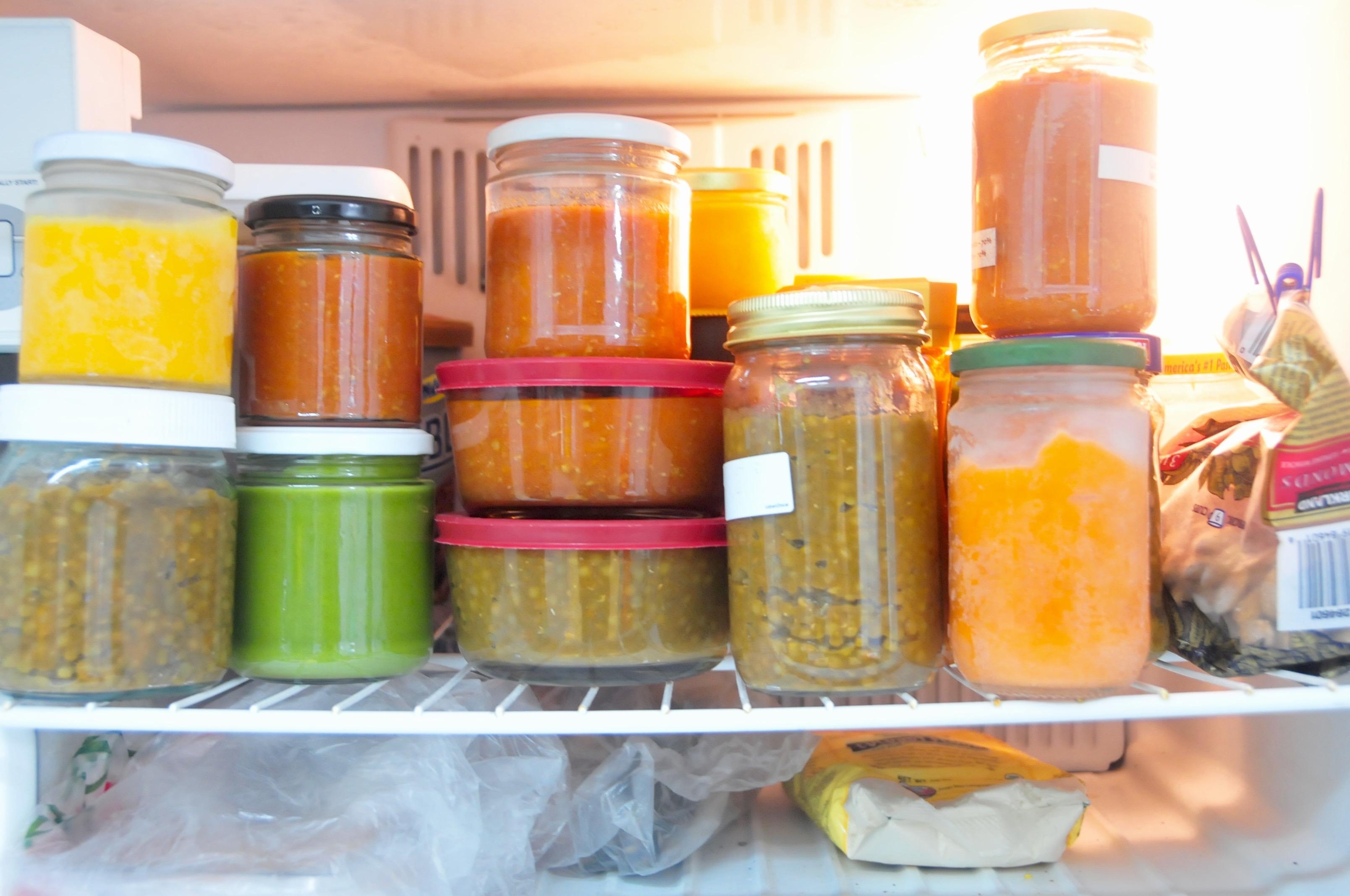 Ideas Para Congelar Comida La Espatula Verde