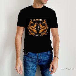 camiseta samurai hombre camisetas originales ccon envio gratis