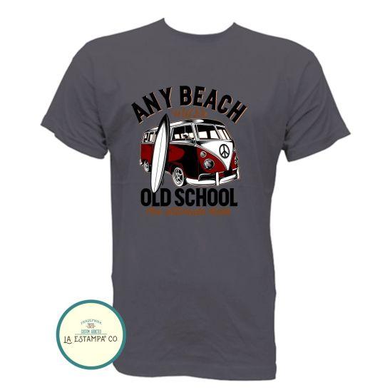 sudadera retro para hombre o mujer en colores van volkswagen tabla surf old school camiseta para hombre