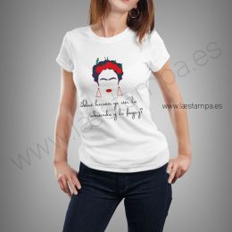 Frida kahlo frases camisetas sudaderas bolsas de tela mascarilla de algodon taza regalos frida que haria yo sin lo absurdo y lo fugaz