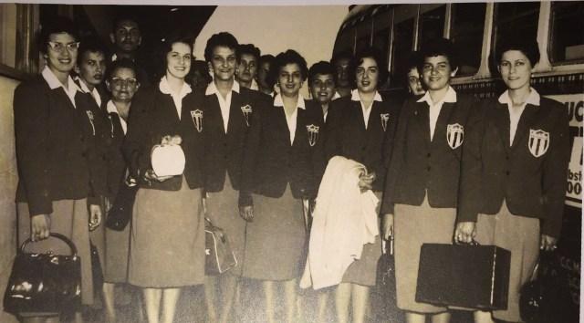 Primeras mujeres puertorriqueñas en Juegos Panamericanos.