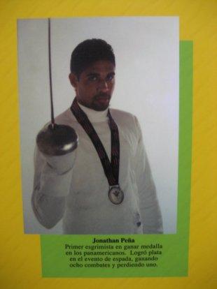 Jonathan Peña.