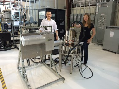 EDI Co-Founders Dmitriy Tseliakhovich & Laetitia Garriott