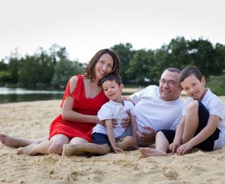 Photos de famille en Provence