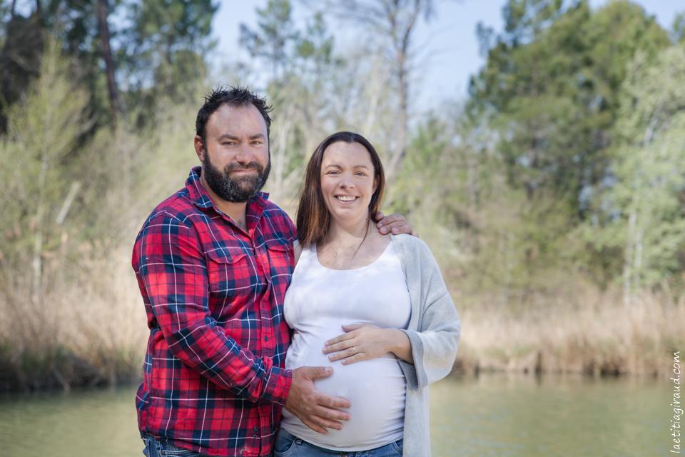 Photographe grossesse à Carpentras