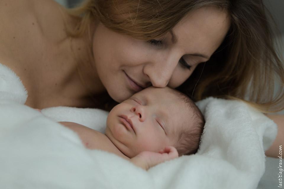 Photographe naissance à Avignon