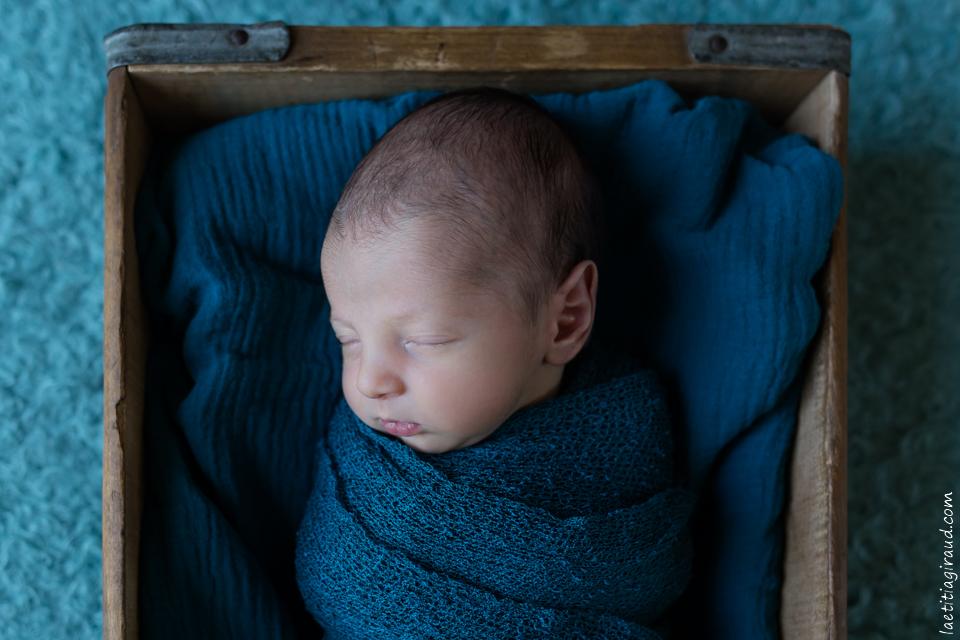 portrait photo naissance bébé