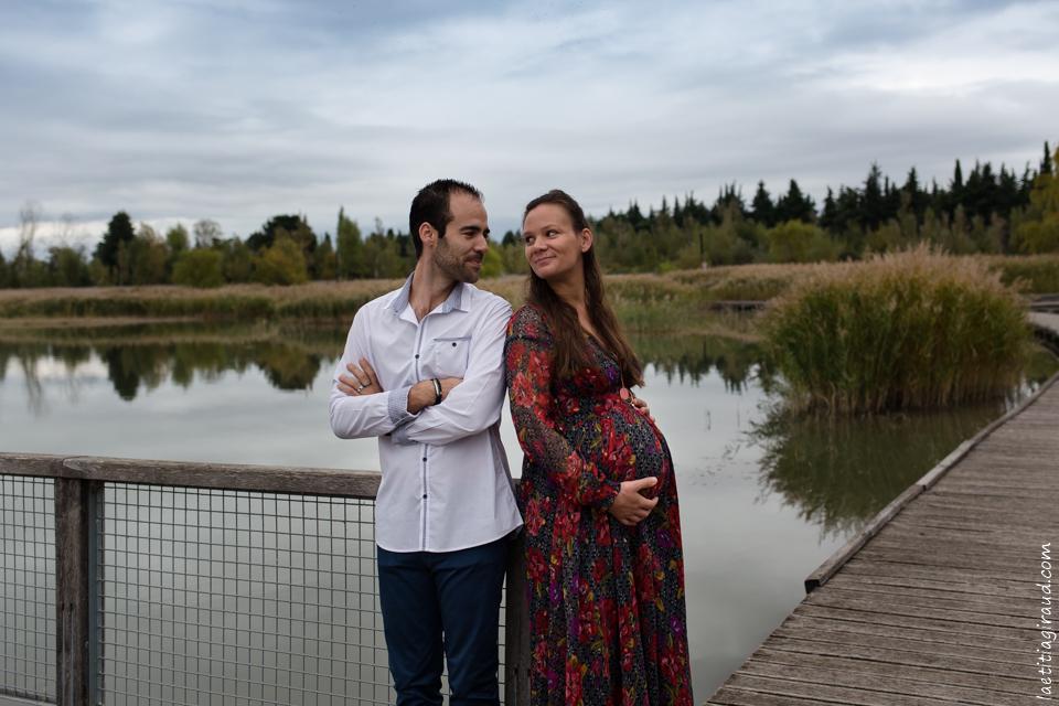 photo de femme enceinte a monteux