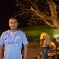 """""""Viviana llega al 100% a la carrera"""", dijo su entrenador Darío Núñez"""