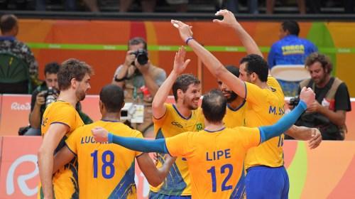 Brasil arrolló a Italia y se colgó el oro en vóley