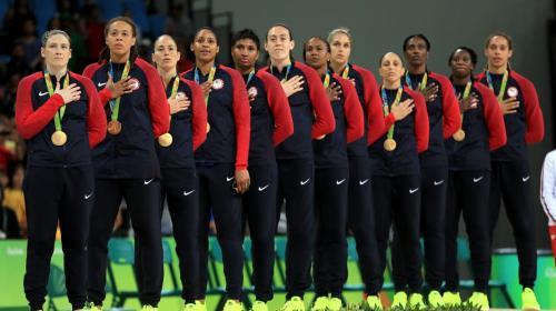 Estados Unidos y su sexto oro seguido en básquet femenino
