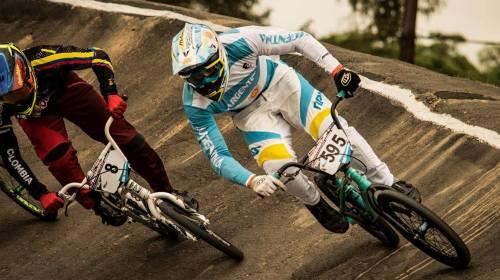 Mundial BMX: Chalo en 8vos y Gelusini, 1ra. ronda