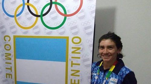 Cocha2018: Inti Guzmán debutó con un top 9 y estará en la prueba por equipos