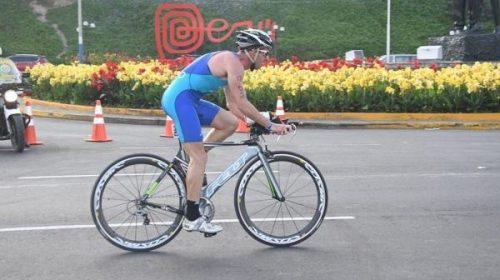 La alegría del sanjuanino que clasificó al Mundial de Triatlón Ironman