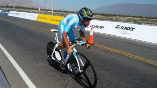 Lima2019:  Ramos, a la ruta