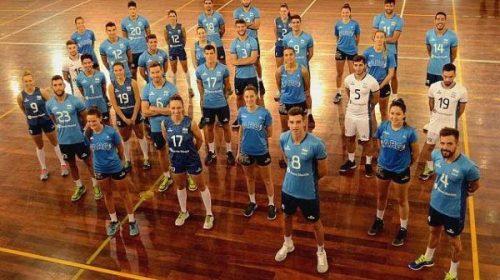 Vóley: Cuatro sanjuaninos convocados para la Copa Panamericana