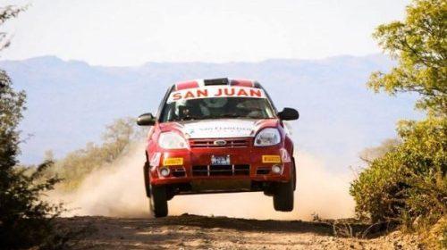 Rally Cordobés: Gastón Pastén hizo podio en Cruz del Eje