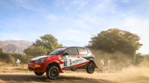 Los sanjuaninos disputarán el Rally Vuelta de la Manzana