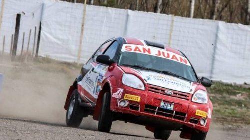 Los sanjuaninos, los más veloces en el Shakedown