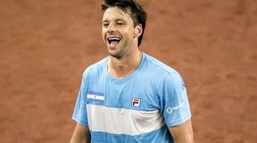 Copa Davis: Zeballos completó la fiesta