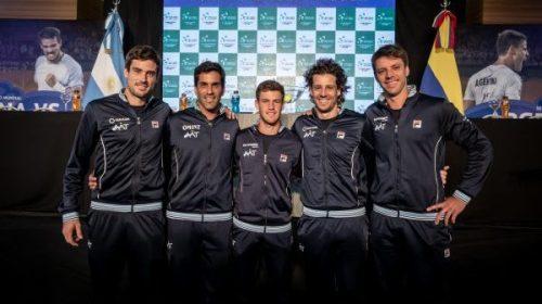 Copa Davis: Schwartzman jugará el primer punto